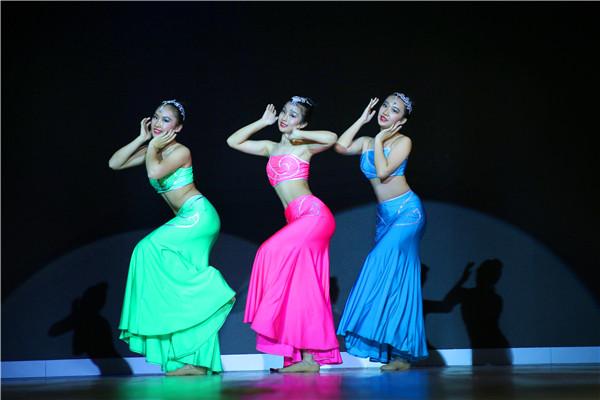 舞蹈团展演