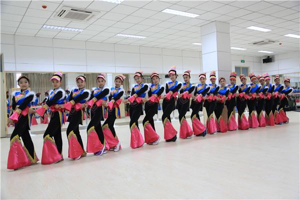 舞蹈队(科丰校区)