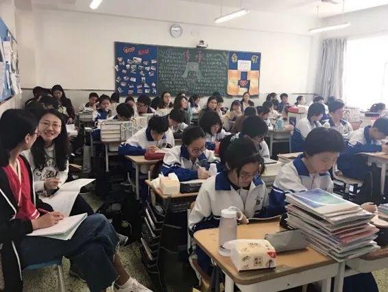 教师交流|同课异构展风采·齐聚课堂共成长——北京十二中青年教师论学记