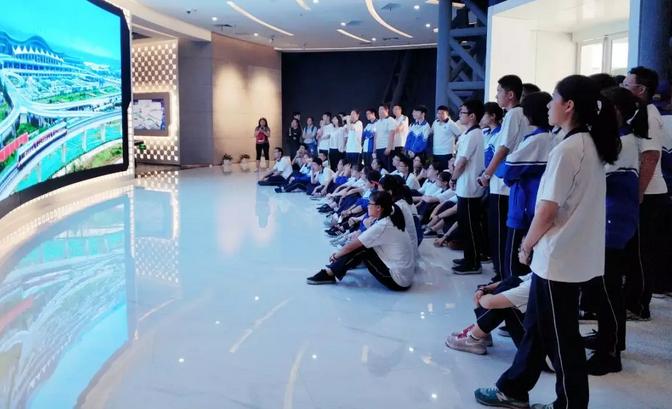 2018少年中国行之六:实践研学、不忘初心、砥砺前行